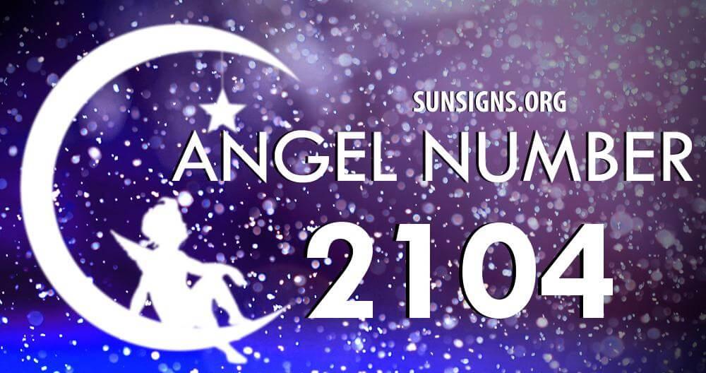 angel number 2104