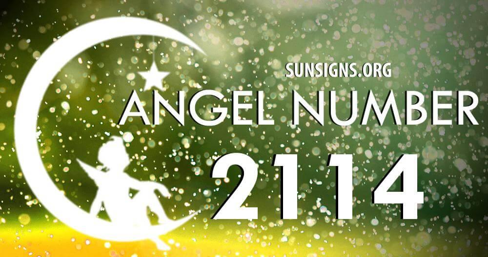 angel number 2114
