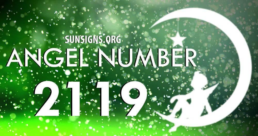 angel number 2119