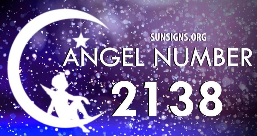 angel number 2138