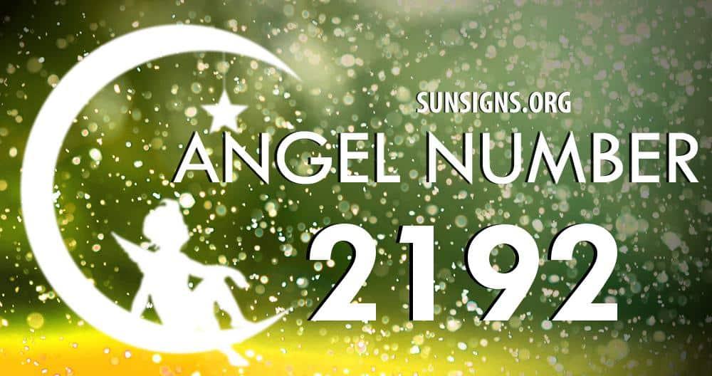 angel number 2192