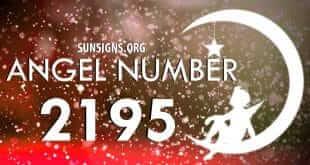 angel number 2195