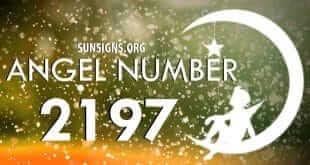 angel number 2197