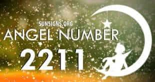angel number 2211