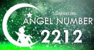 angel number 2212