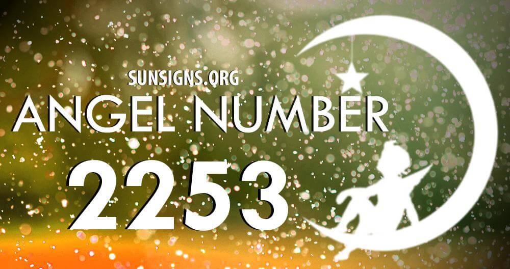 angel number 2253