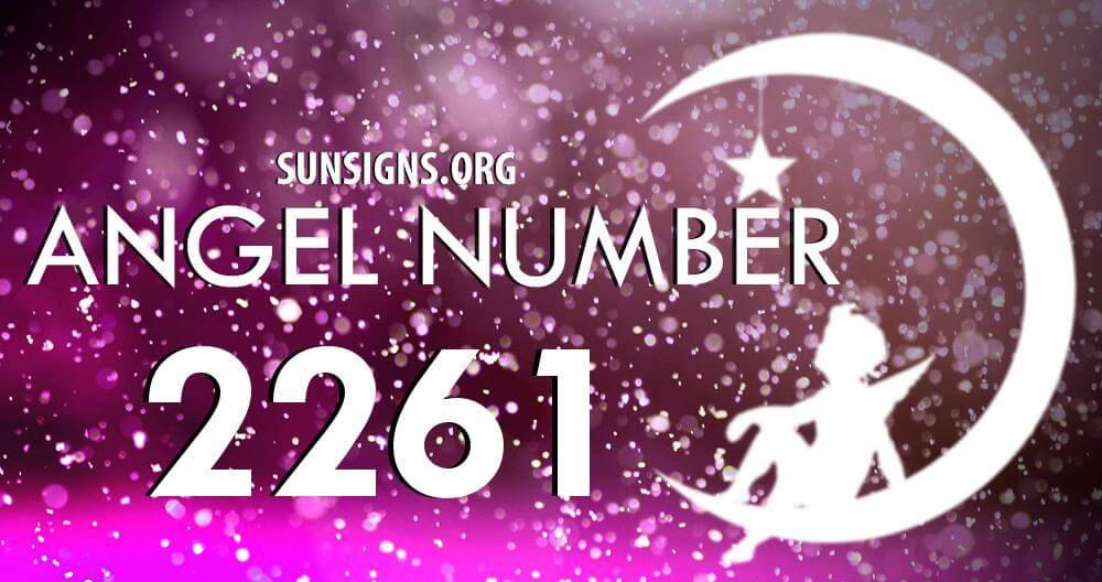 angel number 2261