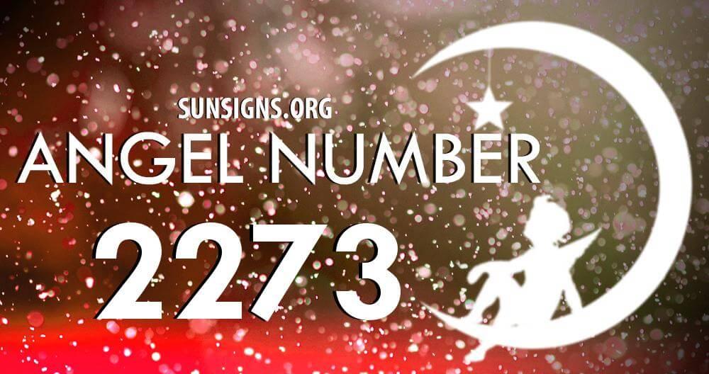 angel number 2273