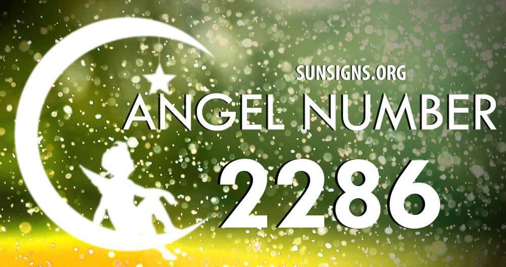 angel number 2286