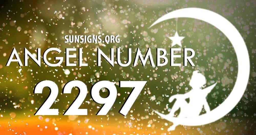 angel number 2297