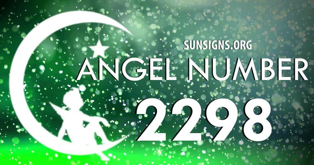 angel number 2298