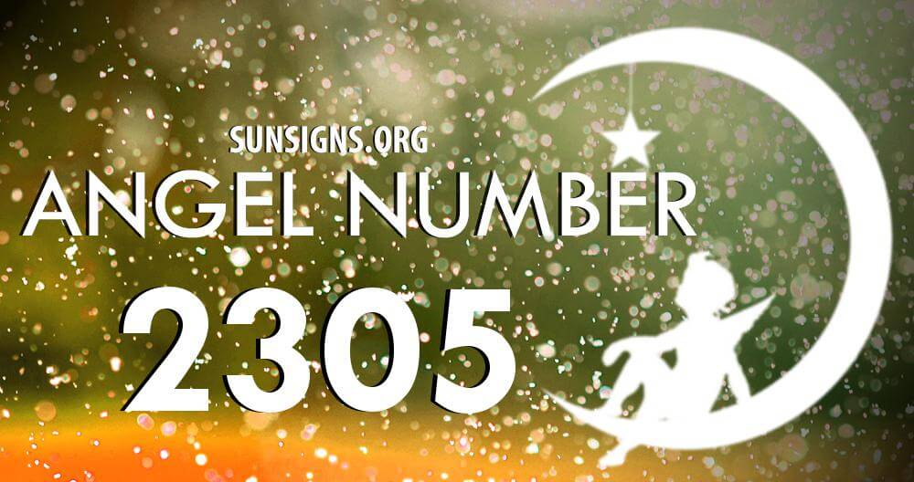 angel number 2305