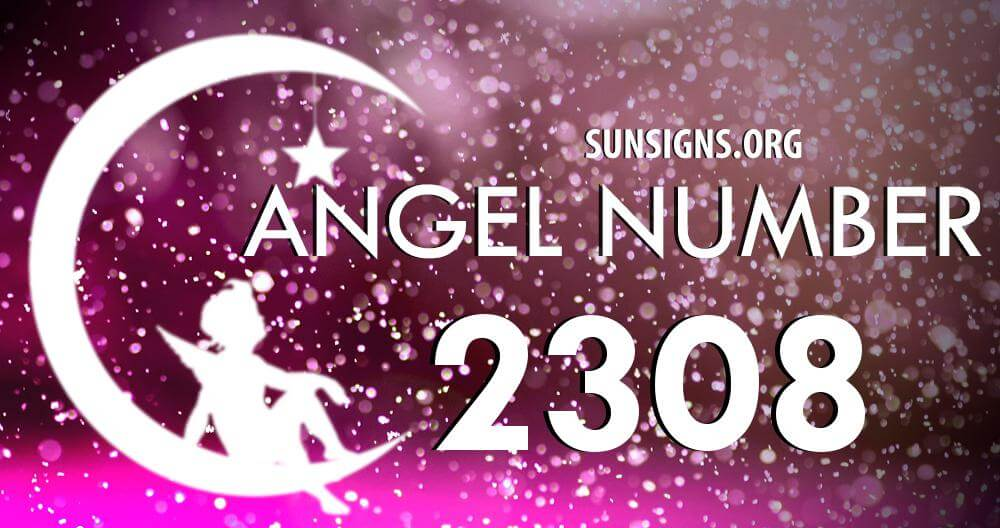 angel number 2308