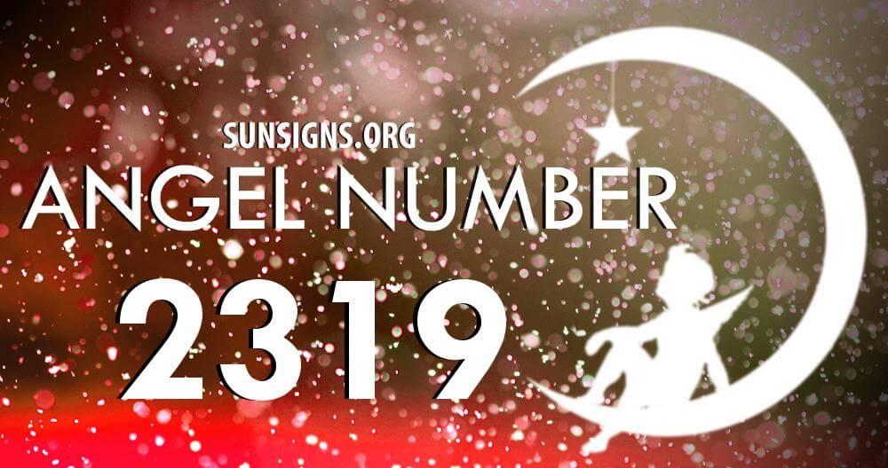 angel number 2319