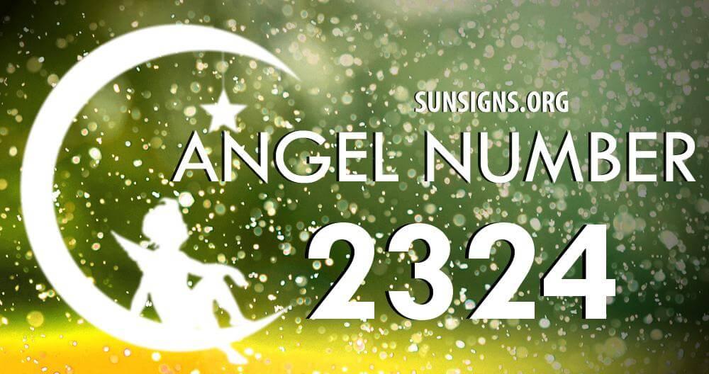 angel number 2324