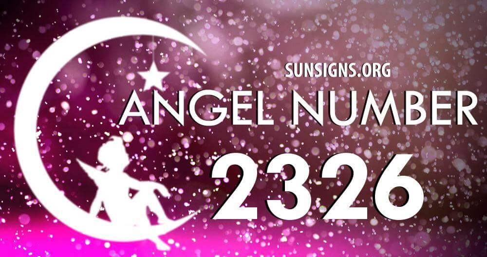 angel number 2326