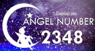 angel number 2348