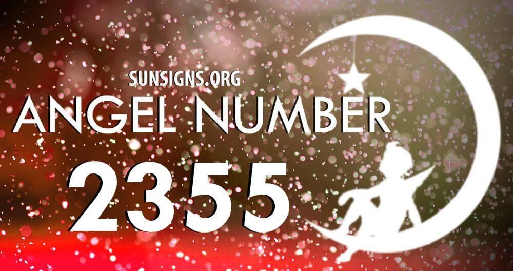 angel number 2355