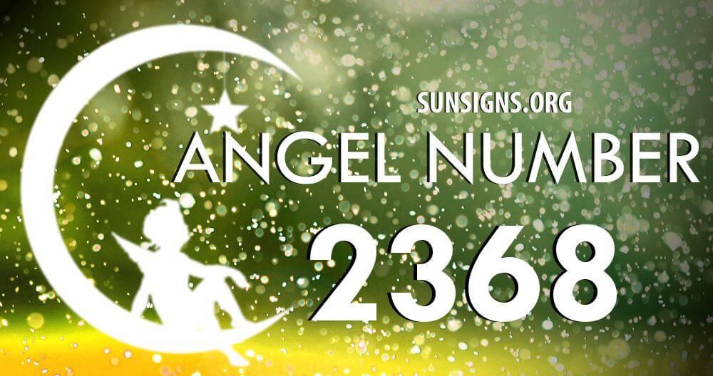 angel number 2368