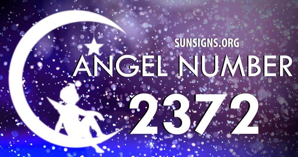 angel number 2372