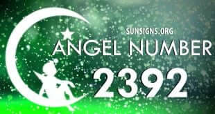 angel number 2392