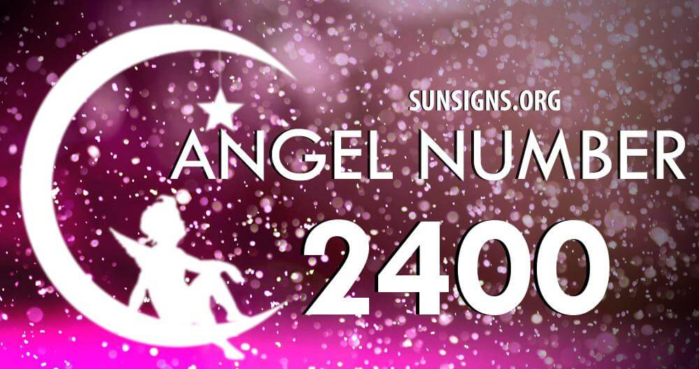 angel number 2400