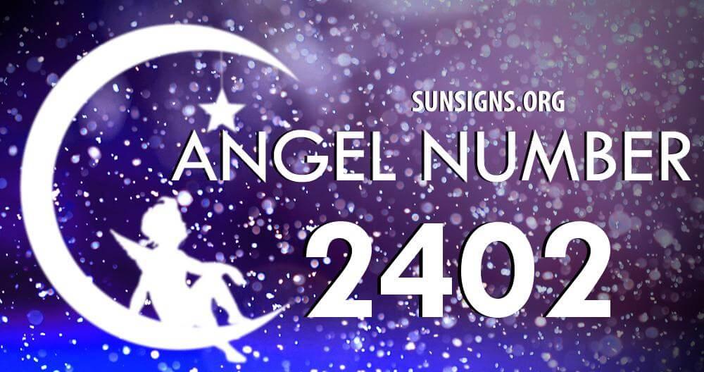 angel number 2402