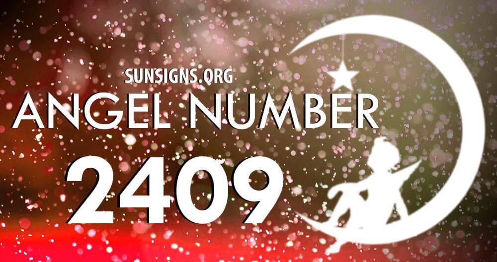 angel number 2409