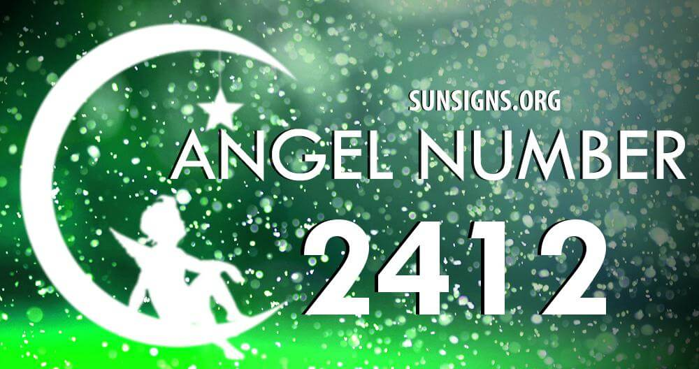 angel number 2412