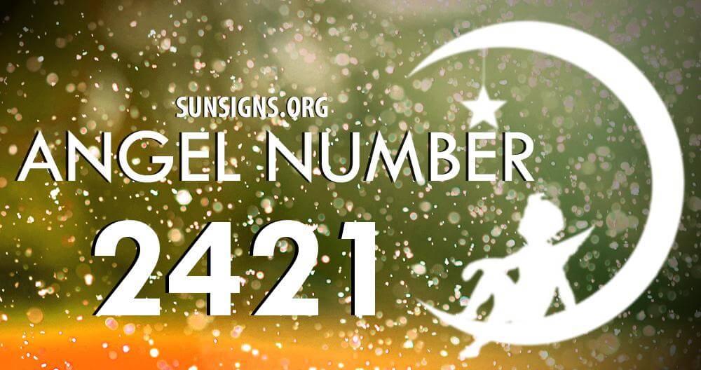 angel number 2421