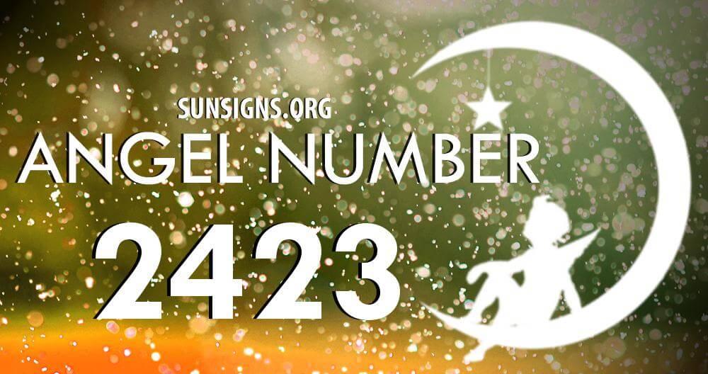 angel number 2423