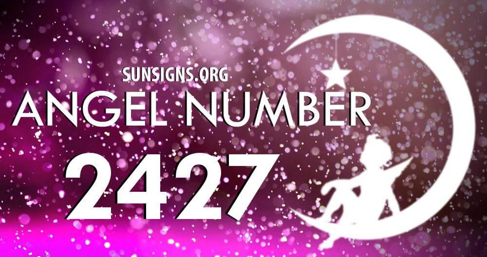 angel number 2427