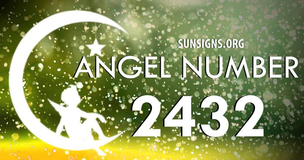 angel number 2432