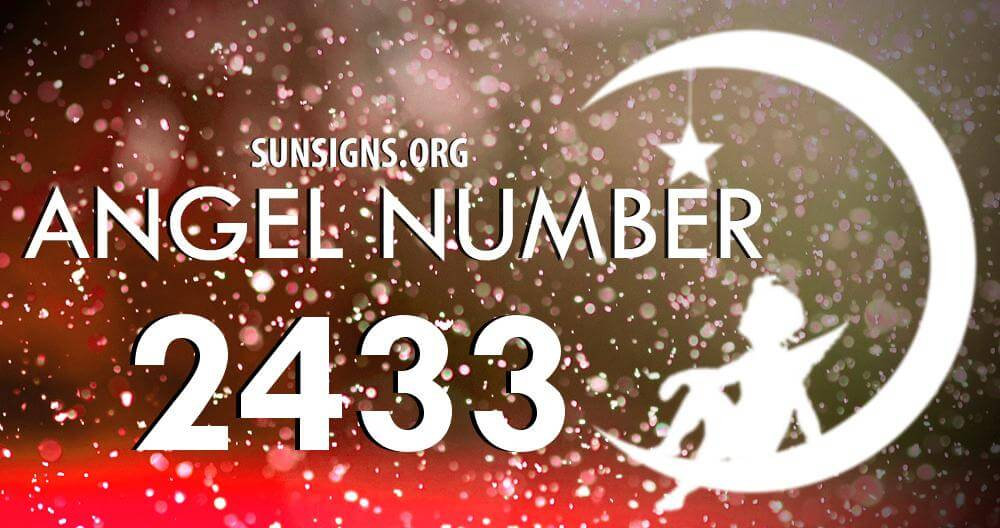 angel number 2433