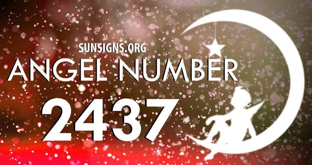 angel number 2437
