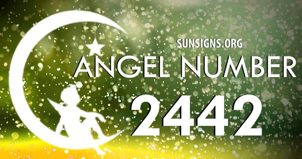 angel number 2442