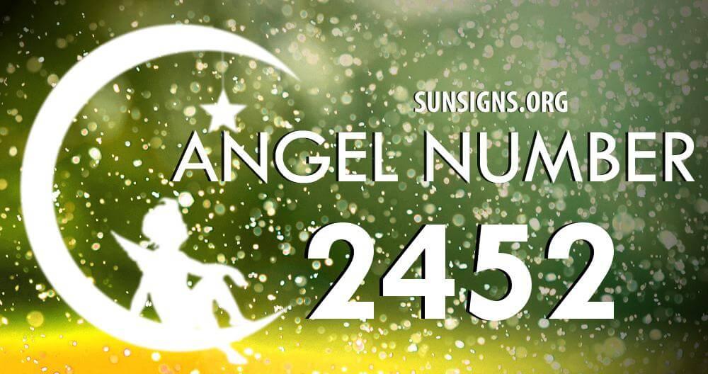 angel number 2452