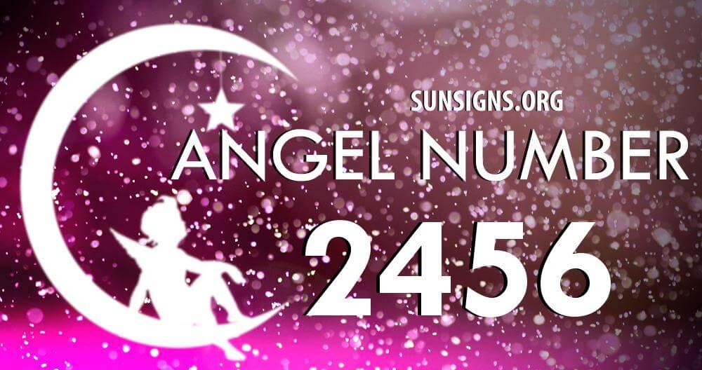 angel number 2456