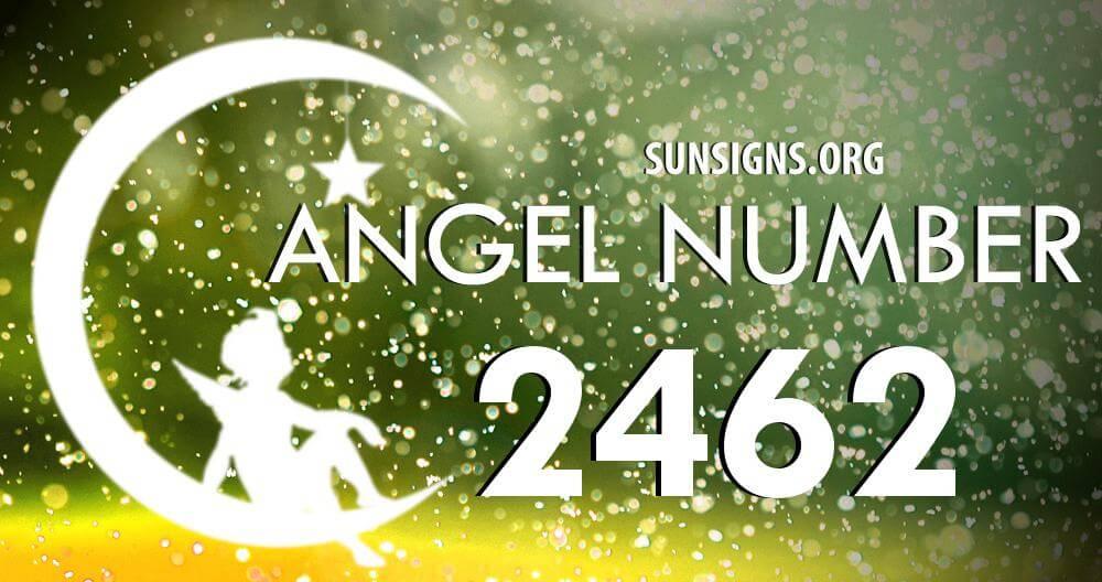 angel number 2462