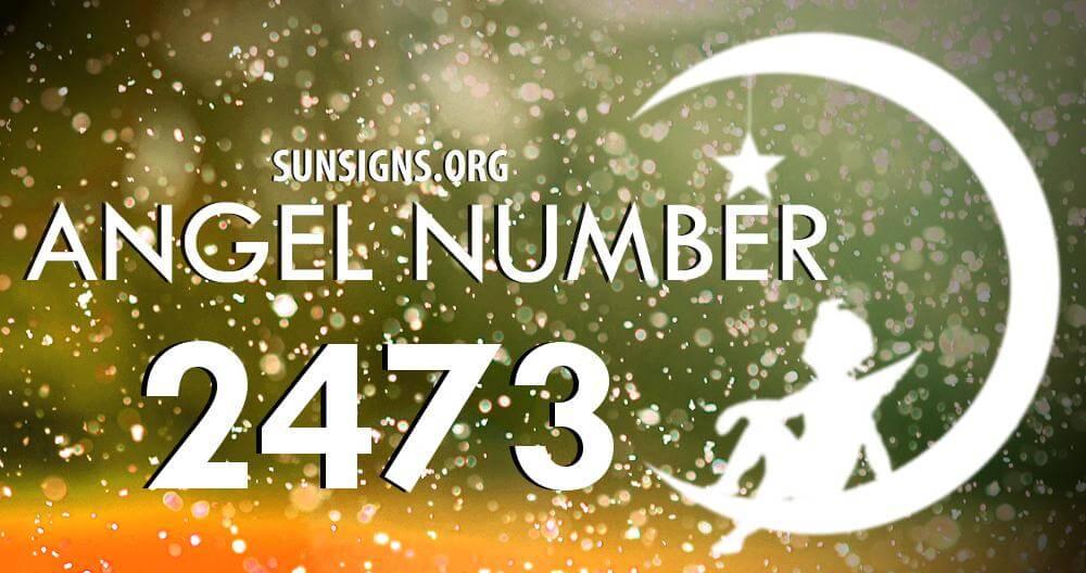 angel number 2473