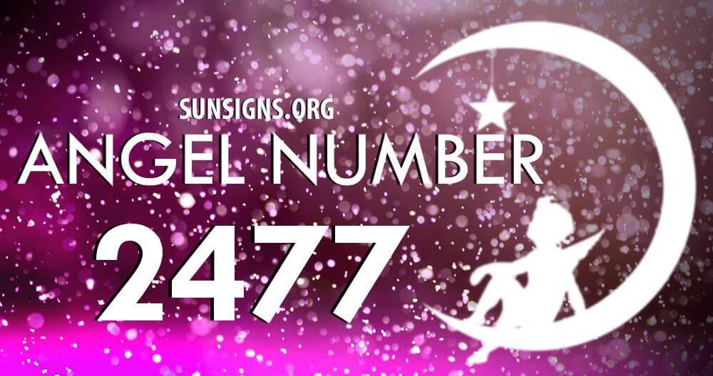 angel number 2477