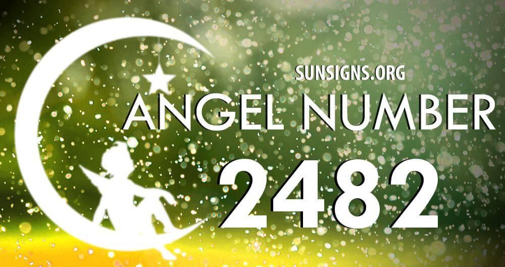 angel number 2482