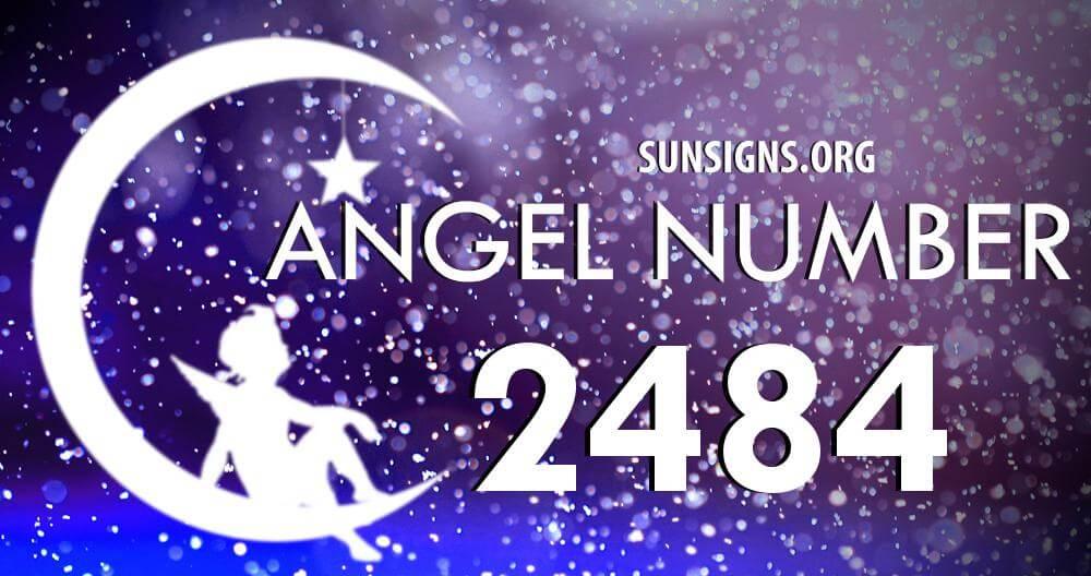 angel number 2484