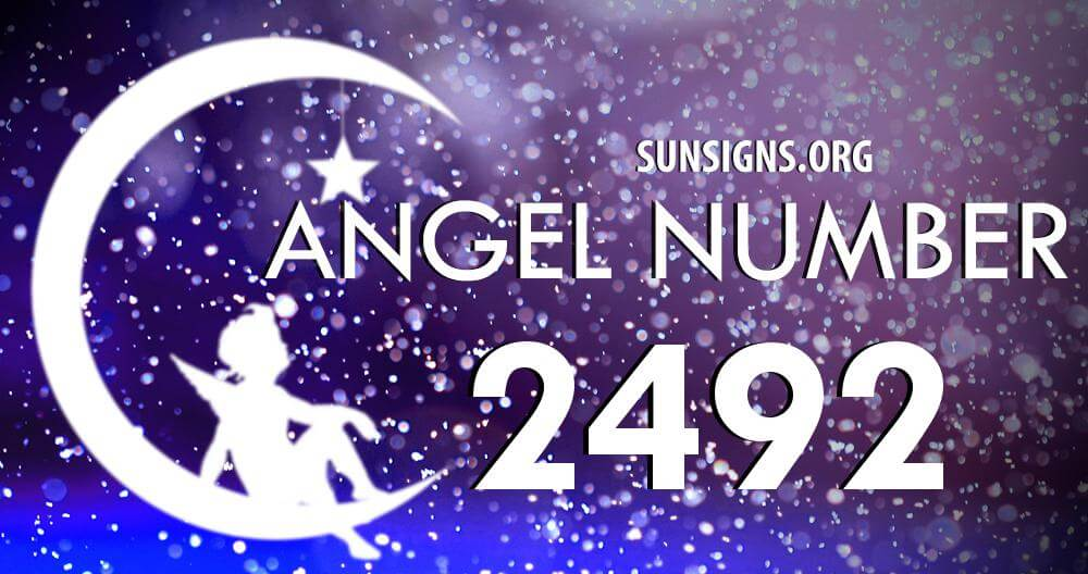 angel number 2492