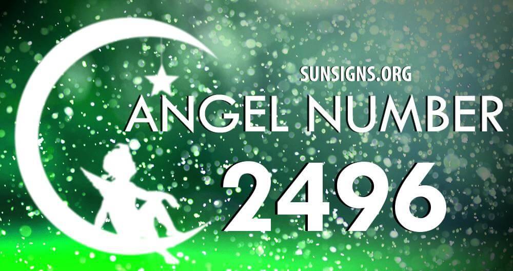angel number 2496