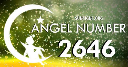 angel number 2646