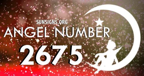 angel number 2675