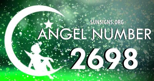 angel number 2698