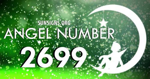 angel number 2699