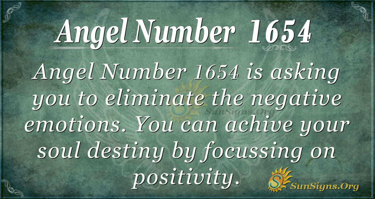 Angel Number 1654 Meaning: Take Your Job Seriously - SunSigns.Org